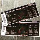 #lastminute  Biglietti concerto 3 luglio coldplay stadio san siro milano prato parterre #italia
