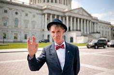 Bill Nye the Science Guy & leader of The Planetary Society. LLAP.