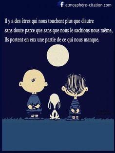 Il y'a des êtres qui nous touche plus que d'autre... - Snoopy - Picture - Free