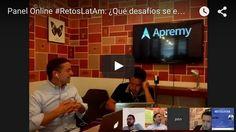 Tema: Desafíos para vender a corporativos  Fecha: 12 de Agosto de 2015  Duración: 1 hora  Idioma: Español   Panelistas: – Ricardo Ibarra, Co-fundador y CEO Auctio (Colombia/USA)