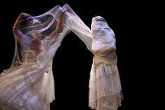 Le jour du grand jour, par le théâtre Dromesko © Fanny Gonin