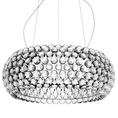 Caboche pendant lamp, large, by Foscarini.