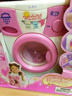Mosógép gyerekjáték kislányoknak