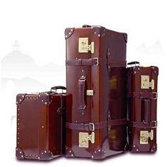 Globe-Trotter Hand Made Luxury Luggage