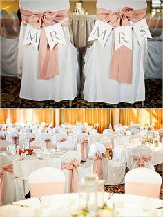 pink and white wedding reception ideas #weddingreception #weddingdecor #weddingchicks http://www.weddingchicks.com/2014/03/04/funky-seaside-wedding/