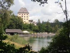 Schloss Fuschl Resort & Spa * Fuschlsee * Austria Romy Schneider, Sissi, Spa, Mountains, Nature, Travel, Naturaleza, Viajes, Destinations