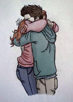 Stdyia hug