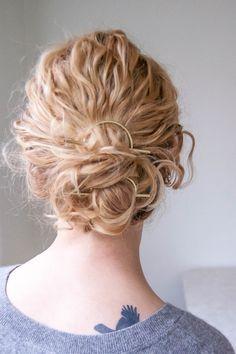 Fryzury na lato ze spinką (Summer hair ideas) #summer #loki #włosy #waves #hairstyles #hairideas #trends #2016 #easyhairstyle