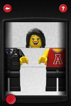 LEGO Minifigures Collector (Free app)