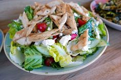 walnut cafe and dining, fattoush