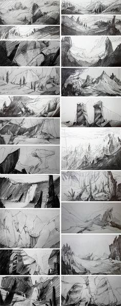 Client: Personal workRole: Concept art, illustration, graphic Design, landscape design, background
