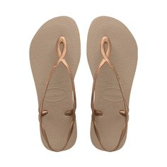 6c3c927a84e6 39 40 - Rose Gold - Women s Luna - Sandals for Women - Havaianas Rose