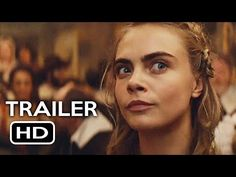 Tulip Fever Official Trailer #1 (2017) Cara Delevingne, Alicia Vikander Drama Movie HD - YouTube