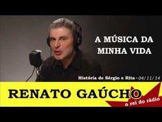 AS MAIS BELAS HISTÓRIAS DE AMOR, NA VOZ DE RENATO GAÚCHO