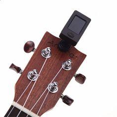$1.87 (Buy here: alitems.com/... ) 360 Degree Rotatable JOYO Guitar Bass Tuner JT-01 Mini LCD Clip-on Guitar Tuners Machines Violin Ukulele for just $1.87