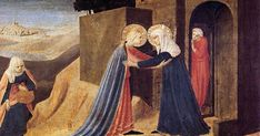 The Feast of the Visitation recalls to us the visit of the Blessed Virgin Mary to her cousin Elizabeth shortly after the Annunciation