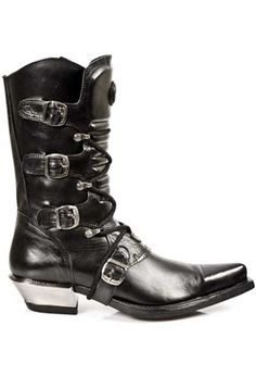 New Rock - 7993 S1 Boot