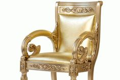 Versace Home Collection   Versace Home Collection 2011 Gold Chair....Versace  Has Launched Its Home 2011 Collection Featuring Soft Lines And Bright  Colours, ...