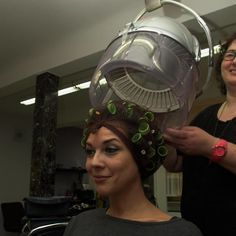 Salon Dryers, Sleep In Hair Rollers, Hair Setting, Hair Nets, Roller Set, Curlers, Headgear, Hair Dryer, Bellisima
