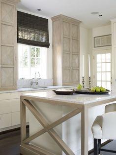 Lovely neutral kitchen design | Andrew Brown