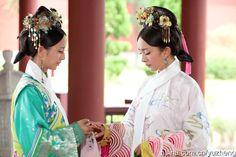 from the movie Jade Palace Lock Heart