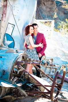 Surprise Desert Proposal {Eldorado Canyon/Nelson Ghost Town} by Josh and Jen Photography