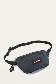 Slide View: 2: Eastpak Springer Navy Bum Bag £22
