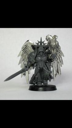 Warhammer 40k Blood Angels, Warhammer 40k Figures, Warhammer Art, Warhammer Models, Warhammer 40k Miniatures, Warhammer 40000, Imperial Knight, Space Wolves, Space Marine
