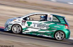 This old Tein time attack car ended up as another race car in the SCCA Sports Car Racing, Race Cars, My Dream Car, Dream Cars, Honda Jazz, Rally Car, Car Ins, Jdm, Cool Cars