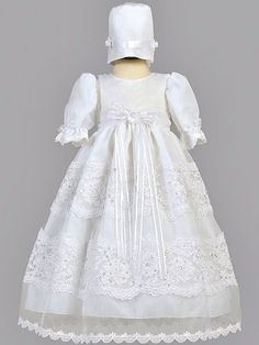 0730dcb9c Cheap christening gowns, Buy Quality handmade christening gown directly  from China 2016 baby girl Suppliers: 2016 Baby Girl Handmade Christening  Gowns ...