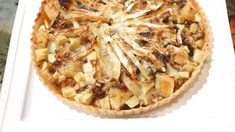 Sweet & Savory Brie Tart Recipe by Clinton Kelly - The Chew