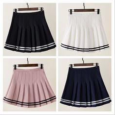 Students pleated skirt SE9891