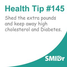 #healthtip: Shed the extra pounds and keep away high cholesterol and Diabetes. High Cholesterol Symptoms, Cholesterol Levels, Supplements For Anxiety, Mindfulness Exercises, Depression Treatment, Lower Blood Pressure, Stress Management, Healthy Tips, Healthy Snacks