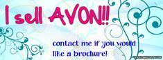 Avon Pictures for Facebook   Sell Avon Facebook Cover