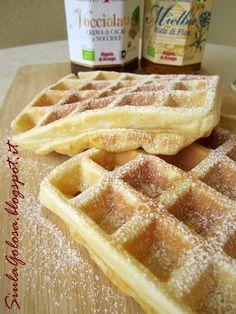 Waffle!!