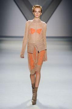 New York Fashion Week Fall 2012 Runway Looks - Best Fall 2012 Runway Fashion - Harper's BAZAAR