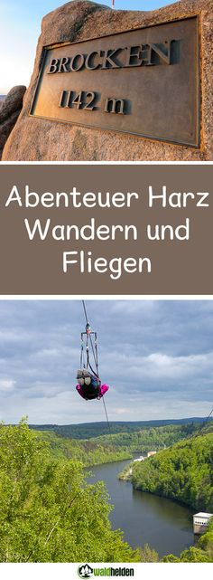 Abenteuer Harz: Wandern, Geocachen und… Fliegen Hiking, geocaching and flying – this is the wild Harz in the heart of Germany. Geocaching, Places To Travel, Travel Destinations, Reisen In Europa, Germany Travel, Outdoor Travel, Where To Go, Trip Advisor, Travel Photography
