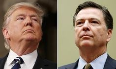James Comey reveals concerns about Trump in devastating account to Congress  Former FBI director offers statement describing a meeting in which Trump asked him to drop his inquiry into Michael Flynn: 'I hope you can let this go'