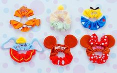 Image about kawaii in random pretty things by rya putri Disney Hair Bows Disney Diy, Disney Crafts, Disney Trips, Cute Disney Outfits, Disney Themed Outfits, Disney Hair Bows, Disney Ears, Diy Hair Scrunchies, Cute Stitch