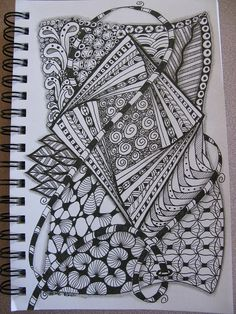 tangles 4 by cmc designs, via Flickr