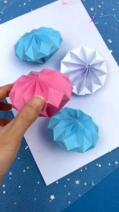 Diy Crafts Hacks, Diy Crafts For Gifts, Creative Crafts, Instruções Origami, Paper Crafts Origami, Cool Paper Crafts, Valentine Crafts, Handmade Envelopes, Craftsman Deck Boxes