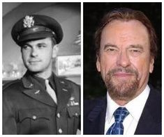 Rip Torn-Army-served in the Military Police (Actor)
