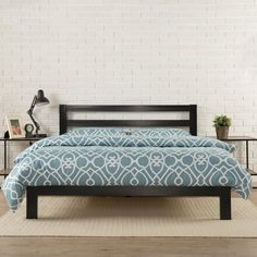 Found it at AllModern - Avey Platform Bed