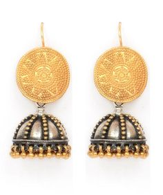 Sangeeta Boochra Designer Earrings and Jhumka  Collection at www.silvercentrre.com