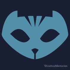 "Camisetas para niños ""PJ Masks - Catboy Crest"" de ShoeboxMemories   Redbubble"
