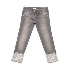 Miss Grant Jeans perle