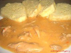 tip na oběd http://rurbanczykova.blogspot.cz/2013/09/kure-na-paprice.html