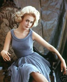 Sandra Dee (April 23, 1942 – February 20, 2005) was an American actress. Dee began her career as a model and progressed to film. Best known for her portrayal of ingenues, By the late 1960s her career had started to decline, and a highly publicized marriage to Bobby Darin (m. 1960–1967) ended in divorce. She rarely acted after this time, and her final years were marred by illness; she died of complications from kidney disease in 2005