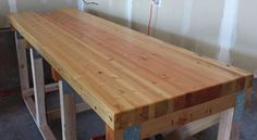 Picture of 2x4 Mega Bench