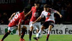 River empató con Colón y ahora piensa en su partido de Copa Libertadores: El millo igualó sin goles ante el sabalero en Santa Fe, por la…